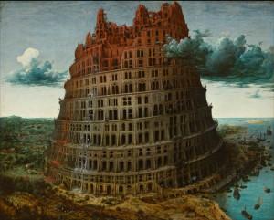 Pieter Bruegel - Babel Tower
