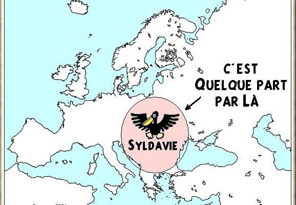 Pelec'h emañ ar Syldavie ?