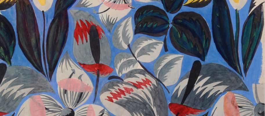 Raoul Dufy, ar bloavezhioù fol